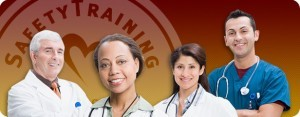 Female and Male Nurses who take CPR training