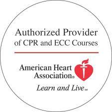American Heart Association AHA BLS CPR logo