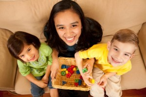 CPR Training for Nannies
