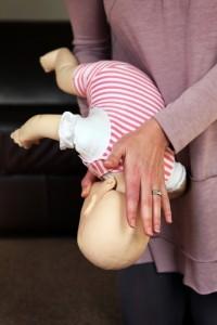 San Jose CPR Training for parents